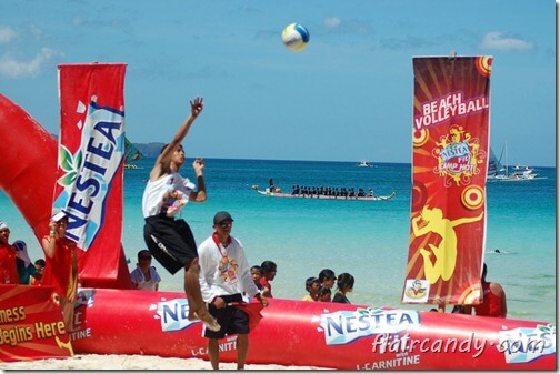 Nestea Fit Camp Hot Day 2 - Beach Sports Photography (44)