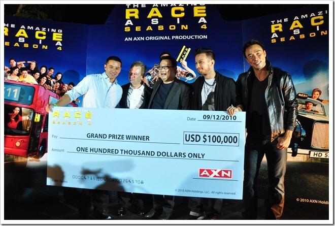 Amazing Race Asia Finale 418