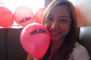 Papa John's Greenhills Manila Philippines