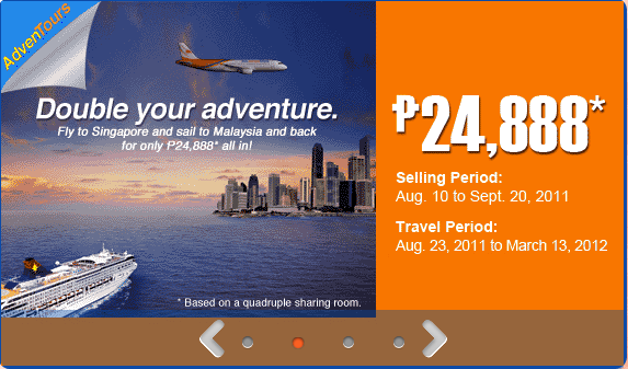 AirPhil Express Fly and Sail Adventour