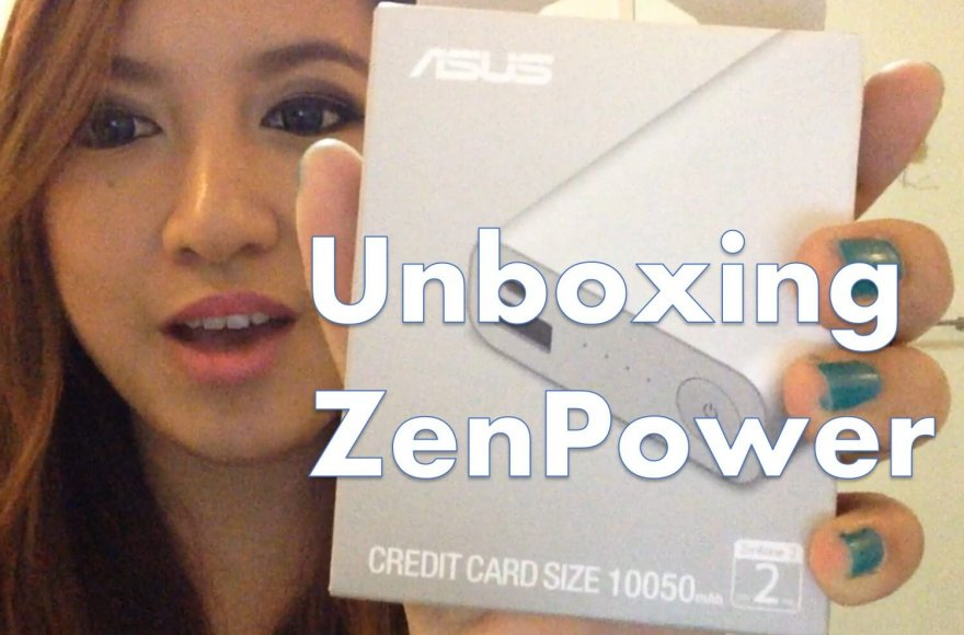 Unboxing Asus ZenPhone and initial review