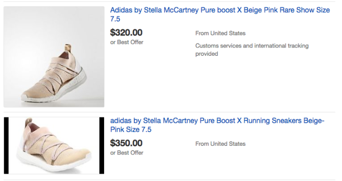 Bloated prices from eBay resellers :/