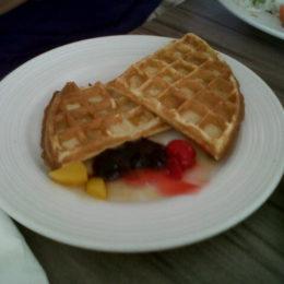 Breakfast at Astoria Boracay