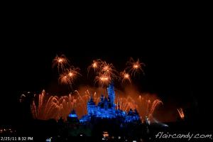 Hong Kong Disneyland Disney in the Stars Fireworks Display