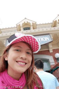 Hong Kong Disneyland Hannah Villasis Flaircandy