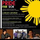 Pinoy Pride Fair in Singapore 2011