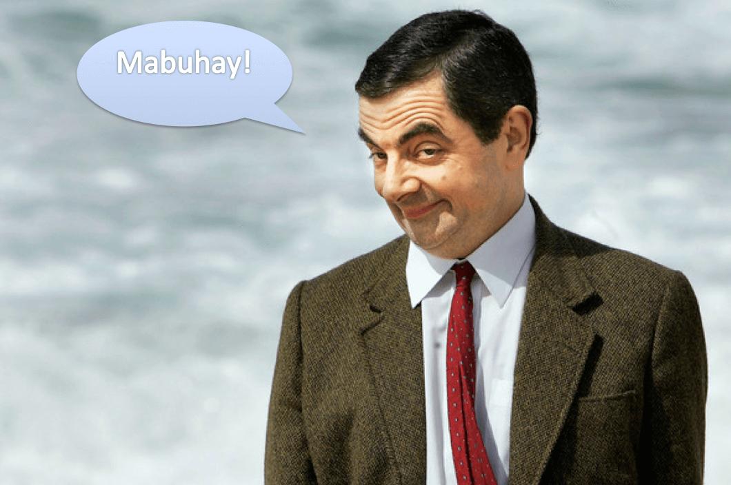 Mr Bean Philippines