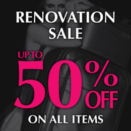 Sale Alert: Bree bags Renovation Sale ALL at 50% Off