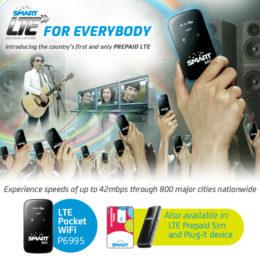 Smart Prepaid LTE