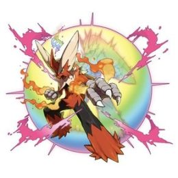 Pokemon XY Mega Evolution