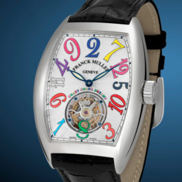 Franck Muller Crazy Hours Is Amazing