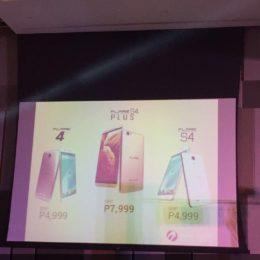 Cherry Mobile Flare LTE Smartphones